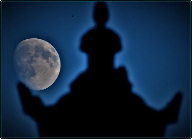 Super moon - A spectacular phenomenon (2)