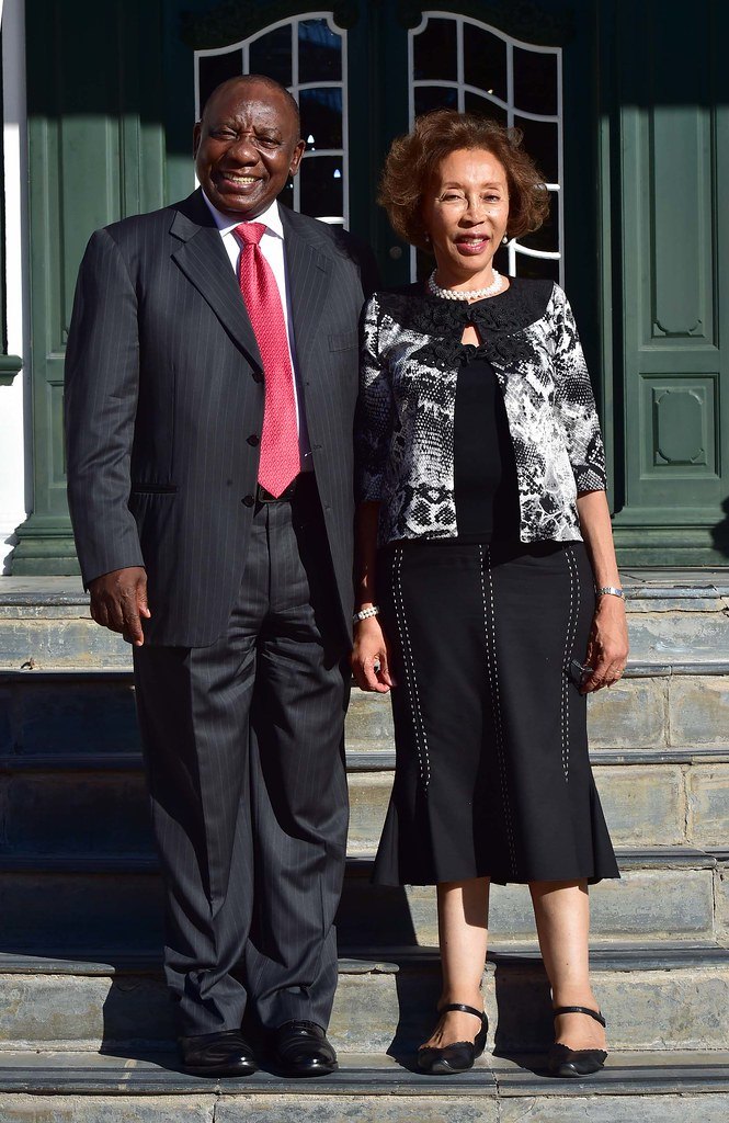 Swearing In Ceremony Of President Cyril Ramaphosa Presiden Flickr