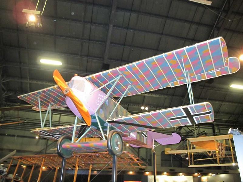 Fokker D.VII 1