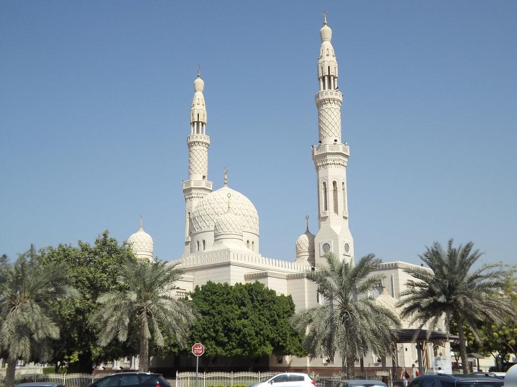 Jumeirah Mosque Dubai Uae Jumeirah Mosque Jumeirah جمي