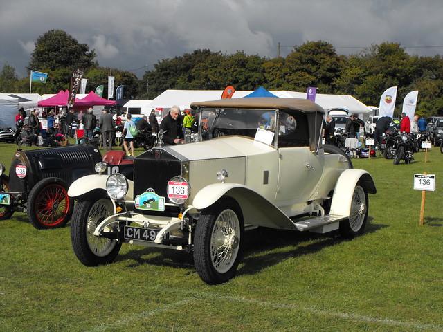 Rolls Royce 20hp - CM 4931