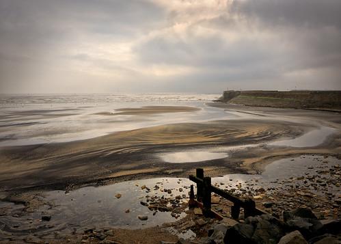 Hartlepool beach III | by 2slo7