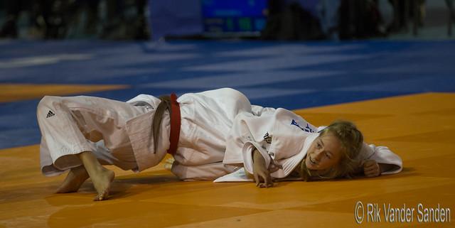 Jana Gerling (GER) vs Zoë Van der Burgt (NED)