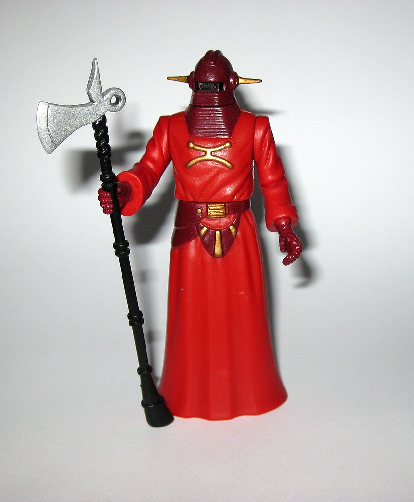 Imperial Sentinel 1998 STAR WARS Expanded Universe POTF Power of the Force