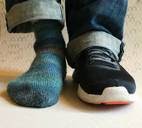 Knit sock | by robayre