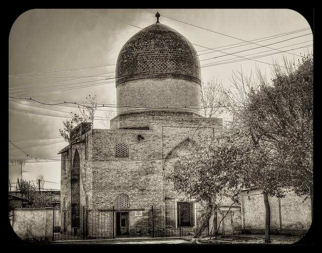 Samarqand UZ - Ak-Sarai Mausoleum