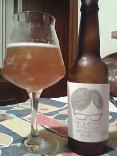 Pep_tf Belgian Strong Golden Ale | by pep_tf