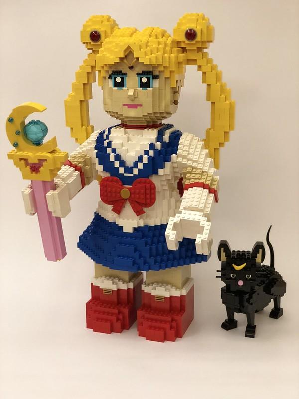 Sailor Moon(美少女戰士)