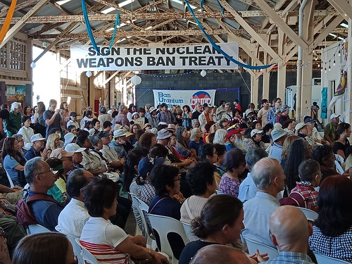Fremantle Wanjoo - treaty banner