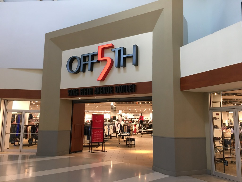 91db7ba745 ... Saks Fifth Avenue Off 5th Outlet Dolphin Mall