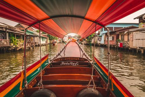 Bangkok by Longtail | by IRRphotography