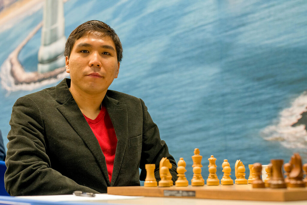 2021 Goldmoney Asian Rapid Chess betting