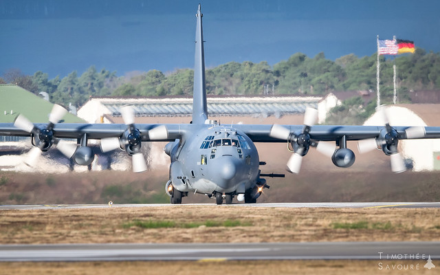 RMS | US Air Force Lockheed AC-130U