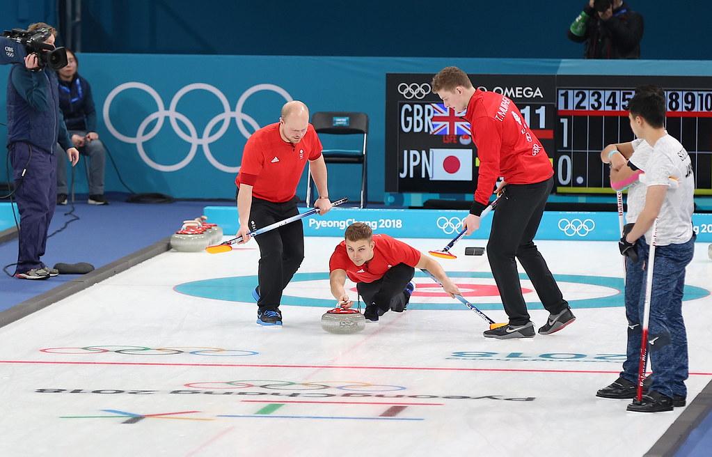 Resultado de imagen de curling
