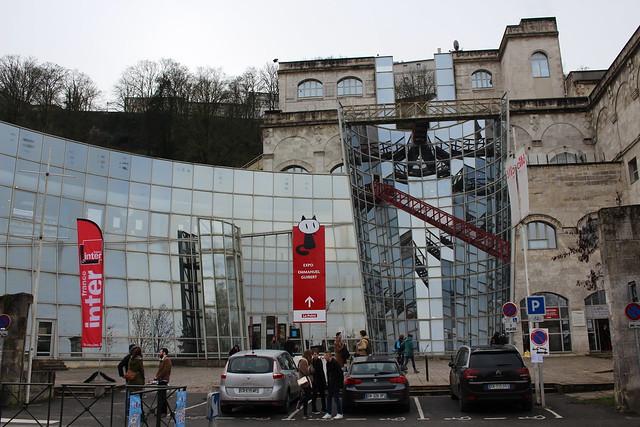 Cité BD - FIBD 2018