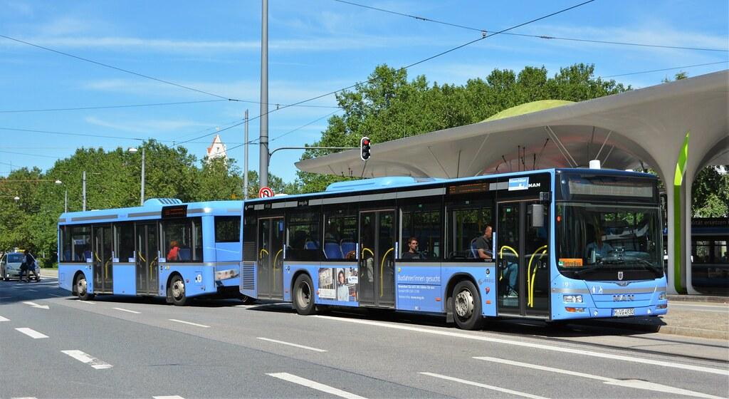 München, Leopoldstraße 14.08.2017 | Münchner Verkehrsgesells… | Flickr