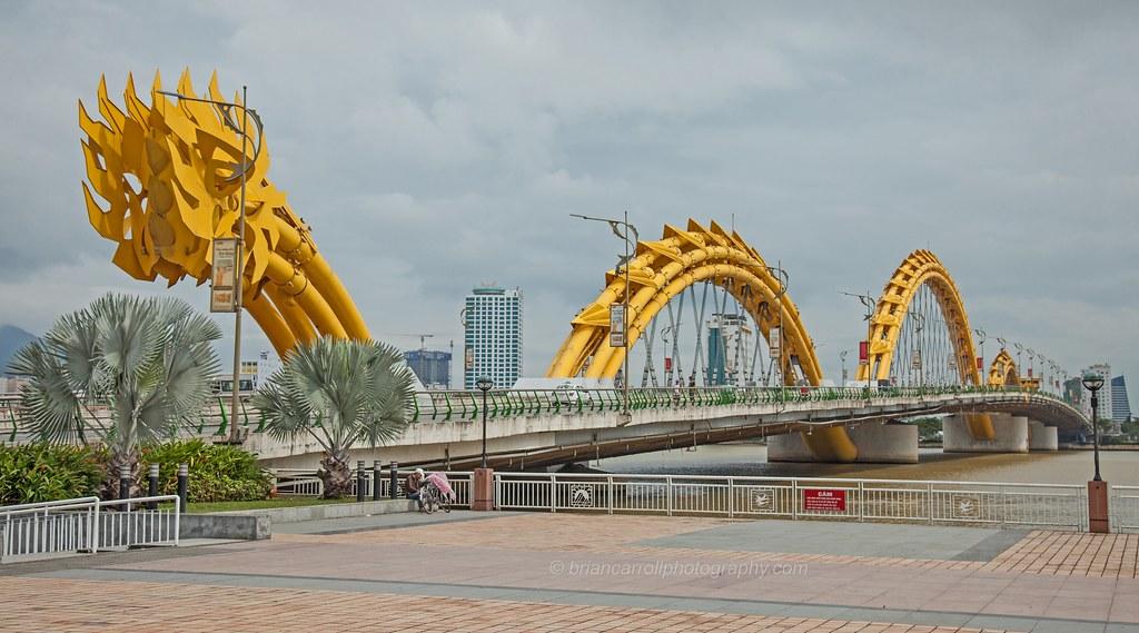 Img 5910 Dragon Bridge Da Nang Vietnam Dragon Bridge