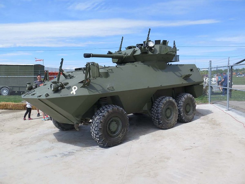 AVGP Cougar 1