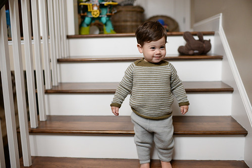 Baby Tee & Baby Joggers | by TotToppers
