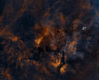 IC 1318 - The Sadr Region | by AllAboutRefractors