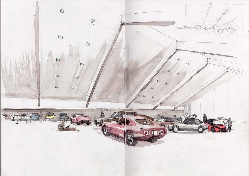 Toyota-Museum Köln Marsdorf