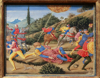 Conversion of Saint Paul (Gozzoli) | by Lawrence OP