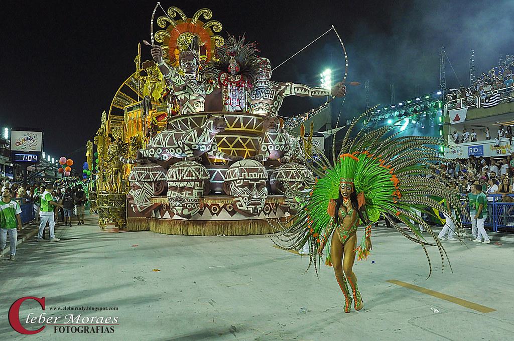 G. R. E. S. Imperatriz Leopoldinense 4712 Carnaval 2018 - Rio de Janeiro - RJ - Brasil