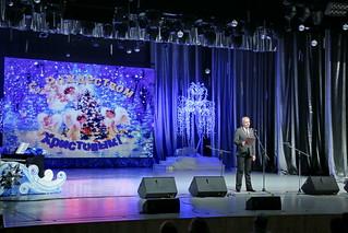 Рождественский концерт 100
