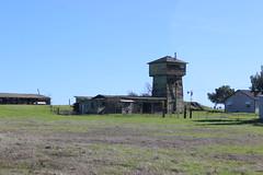 Abandoned Tankhouse, Denverton