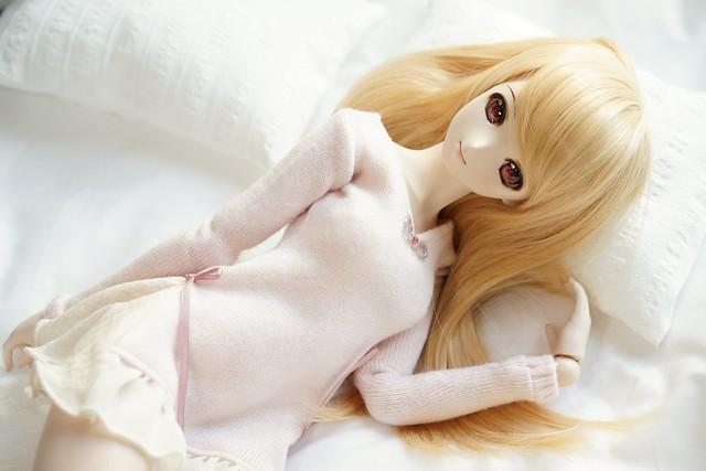 #dollfiedream #dollphotography #dollstagram #doll #bjd #dd #volks #Erica #エリカ #サクラ大戦 #SakuraWars #櫻花大戰 #艾莉卡