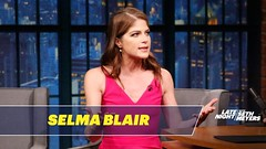 Selma Blair Dreamed of Being a Professional Figure Skater