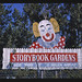 Storybook Gardens billboard, Lake Delton, WIsconsin (LOC) by The Library of Congress