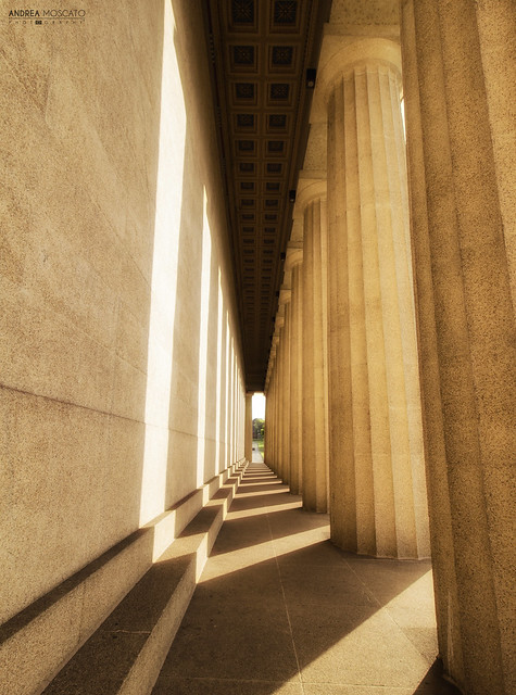 The Parthenon in Centennial Park - Nashville (Tennessee)