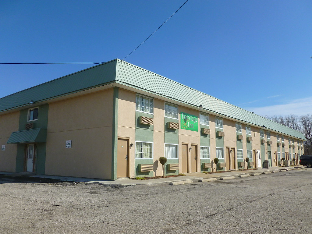 Formerly L+K Motel and Restaurant | This complex is