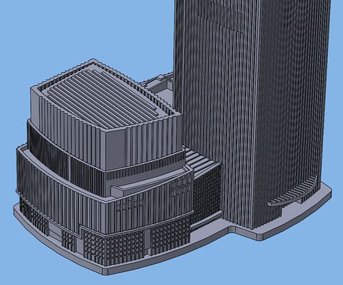 1:2000 CTF Finance Centre Base | by Doctor Octoroc