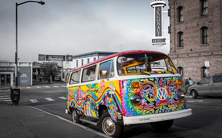 Color Power Hippie Wagon D7200 1500s At F3 24mm Iso100 Flickr