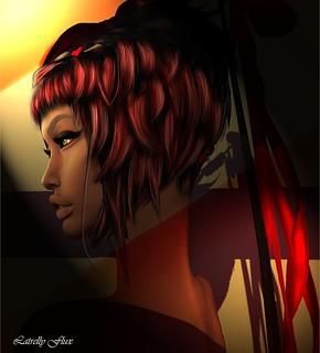 Latrelly~Mirror C12 Hair