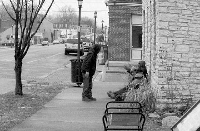 street dispute