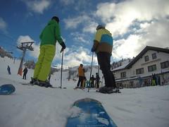 A ještě jedna z lyže...
