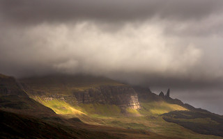 Old Man of Stoer, Skye