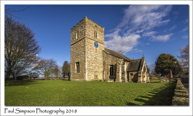 St Mary's, Roxby, North Lincolnshire
