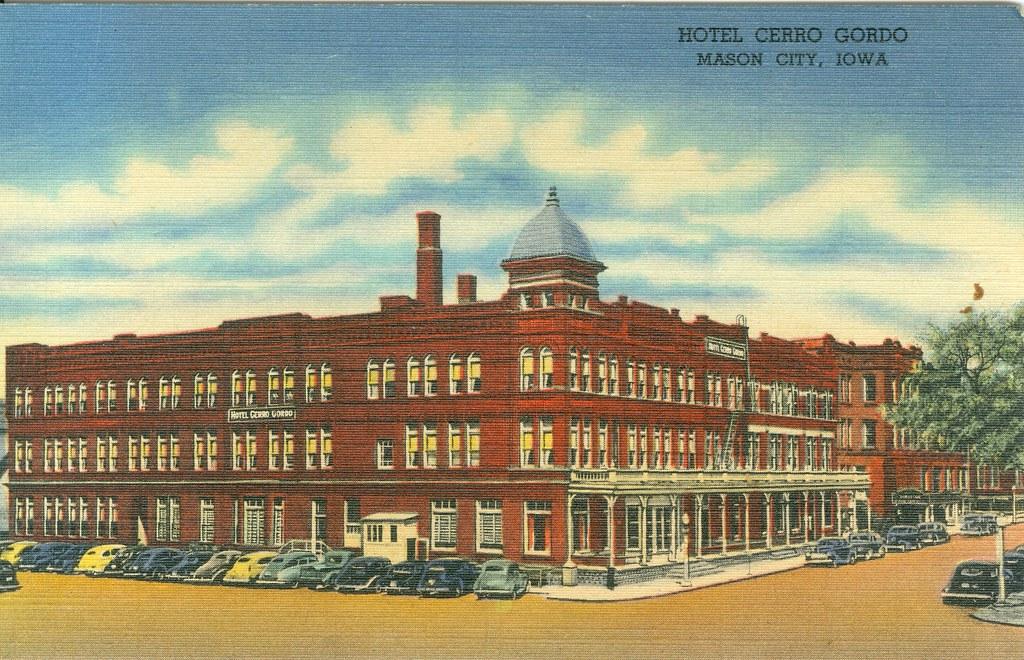 Mason City, Iowa, Hotel Cerro Gordo   photolibrarian   Flickr