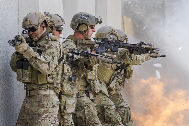 U.S Army Special Forces
