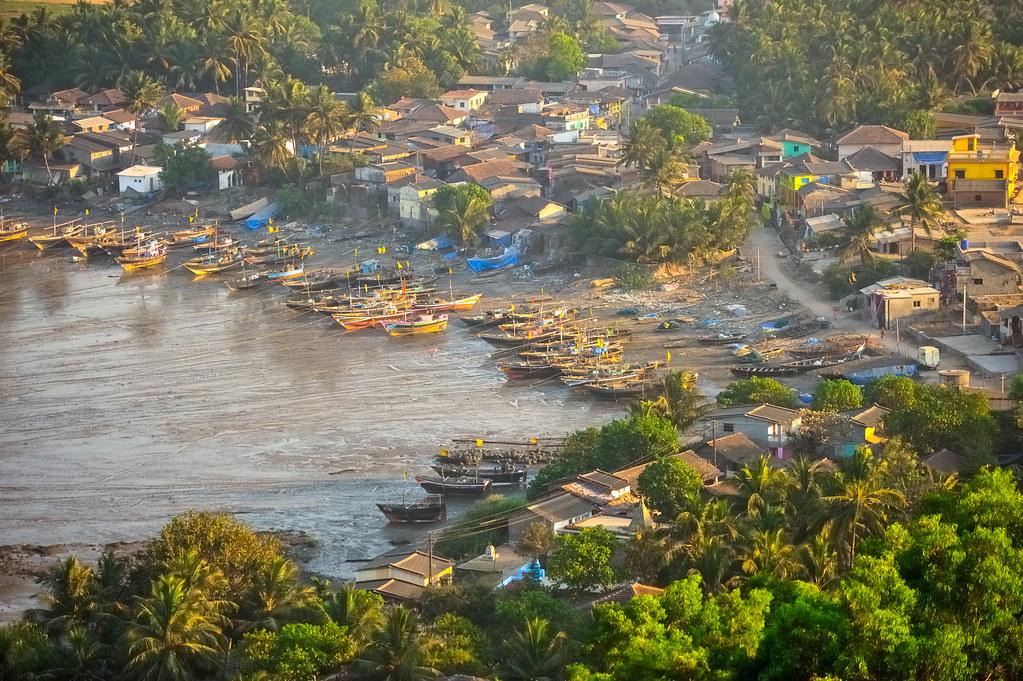Korlai Costal Village | View from Korlai fort | Flickr