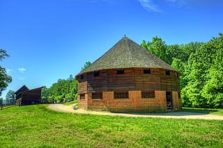 Mount Vernon: 16-Sided Barn | Craig Fildes | Flickr