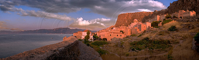 Monemvasia Panorama