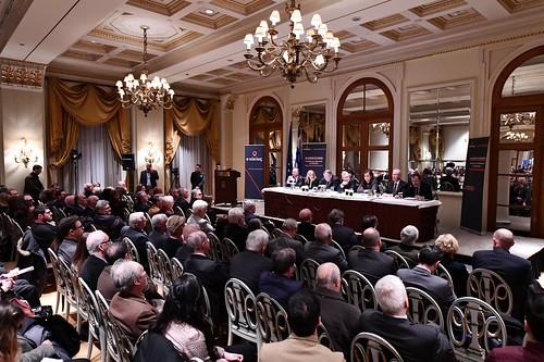 12.2.2018, Αθήνα: «Με αφορμή το όνομα. Συγκυρία και στρατηγική στα Βαλκάνια»