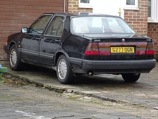 1990 Saab 9000 CDS Auto