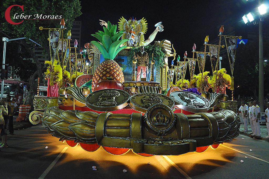 G. R. E. S. Império Serrano 3682 Carnaval 2018 - Rio de Janeiro - RJ - Brasil