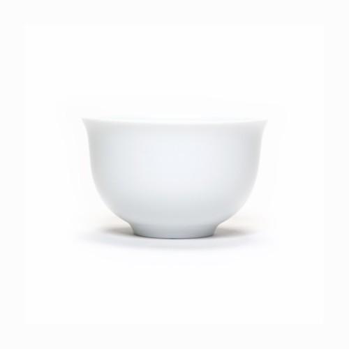 Duo de tasses Camellia Sinensis blanc pur